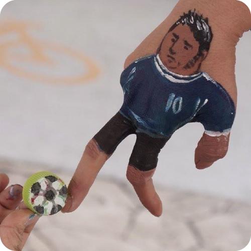 「フレスタモールカジル岩国」Wカップアジア最終予選パプリックビューイングイベント