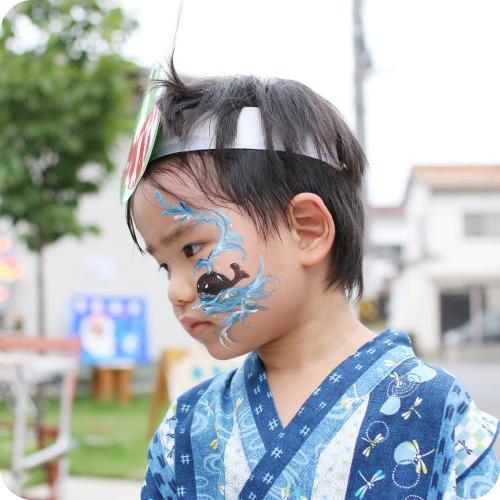 ひゅーるぽん夏祭り「夜市」