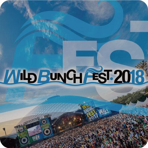 WILD BUNCH FEST.2018