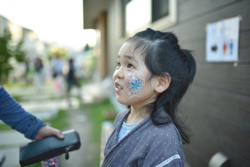 広島フェイスペイント組合-ひゅーるぽん夜市-020