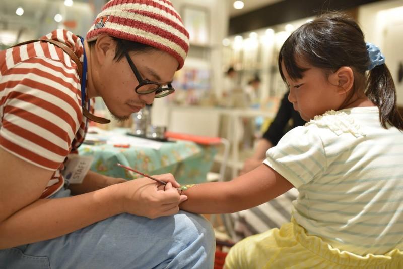 広島フェイスペイント組合-KidsArtHiroshima-008