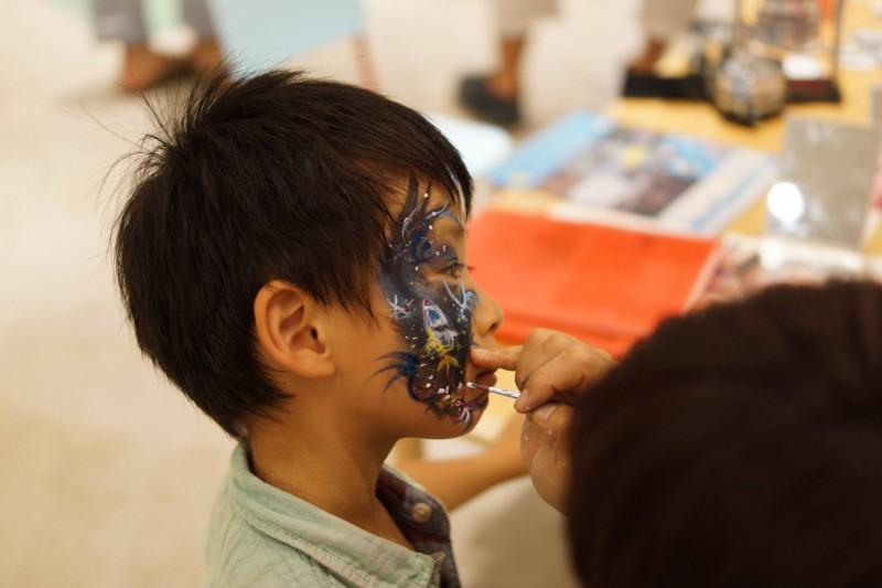 広島フェイスペイント組合-KidsArtHiroshima-0811-023