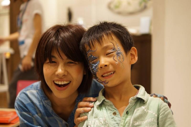 広島フェイスペイント組合-KidsArtHiroshima-0811-027