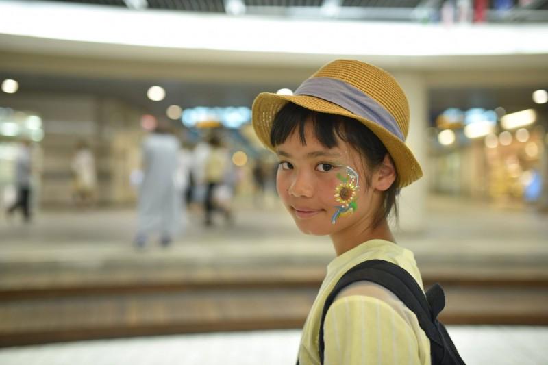 広島フェイスペイント組合-Kid'sart ひろしま-0827-28-001