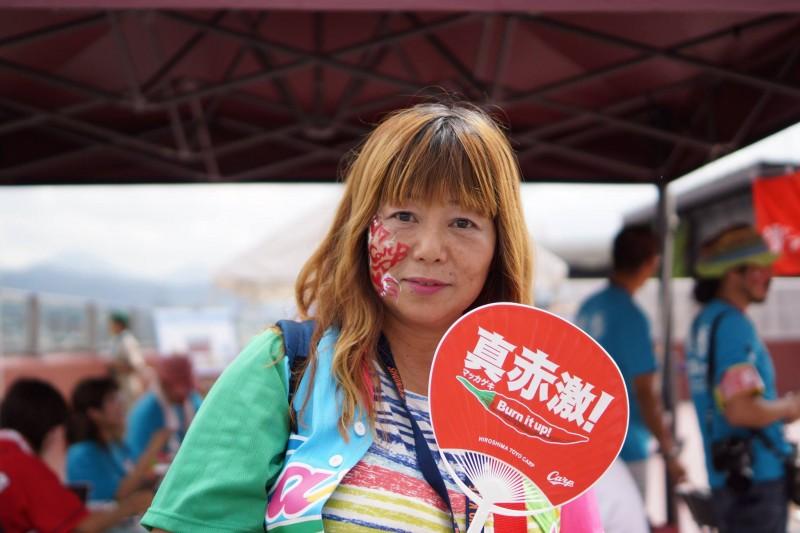 広島フェイスペイント組合-unitar-carp-jica-2016-0020