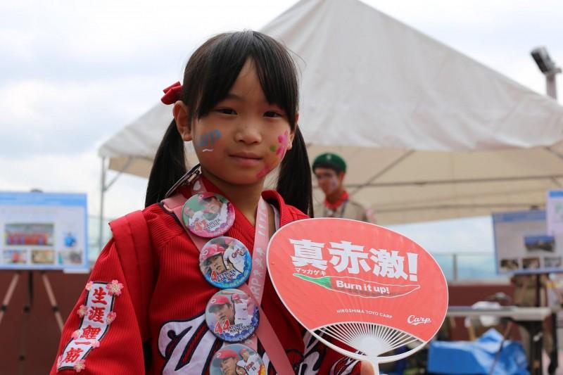 広島フェイスペイント組合-unitar-carp-jica-2016-0030