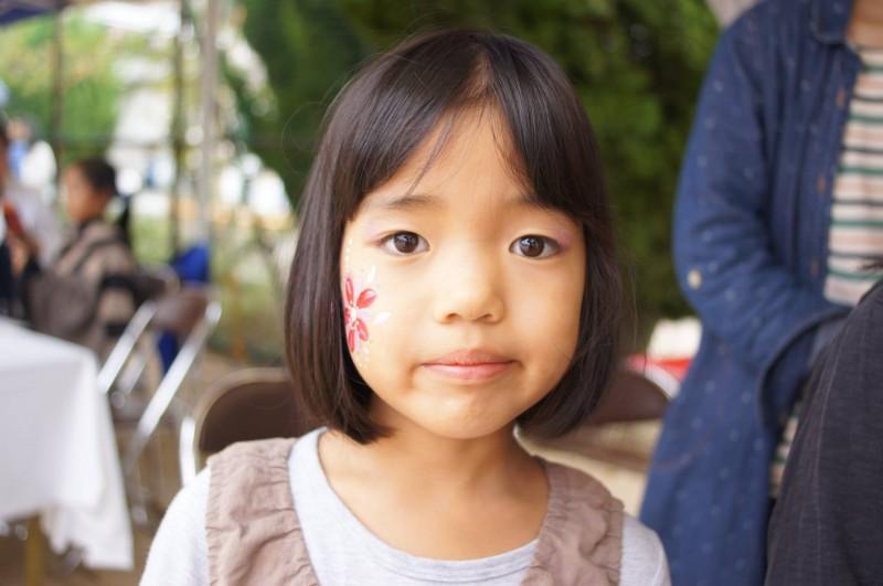 広島フェイスペイント組合-第82回筆まつり-016