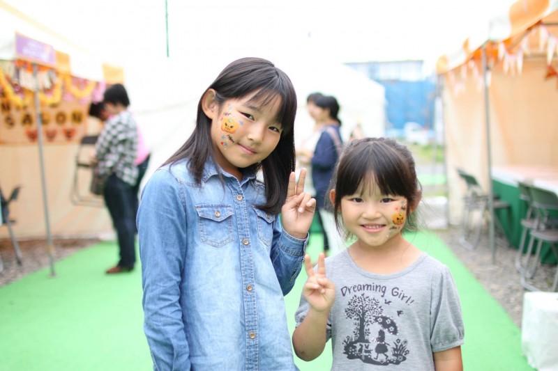 広島フェイスペイント組合-こころ住宅展示場1-0005