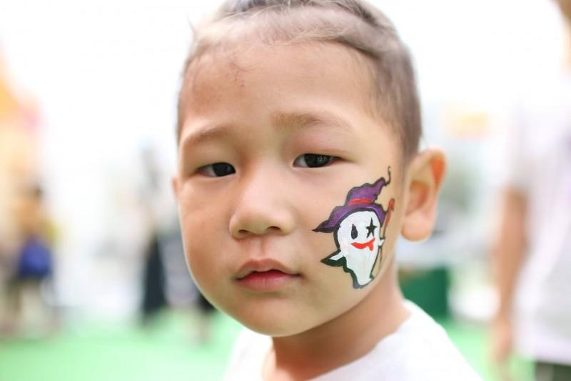 広島フェイスペイント組合-こころ住宅展示場1-0020