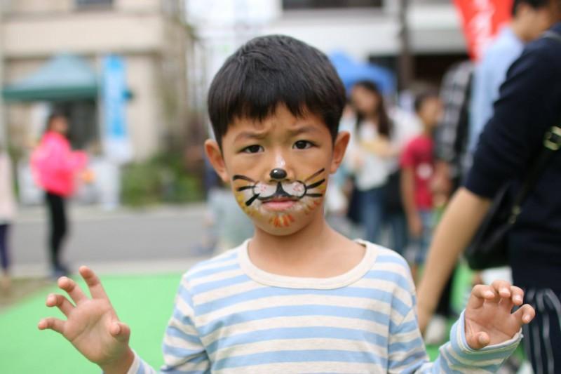 広島フェイスペイント組合-こころ住宅展示場1-0023