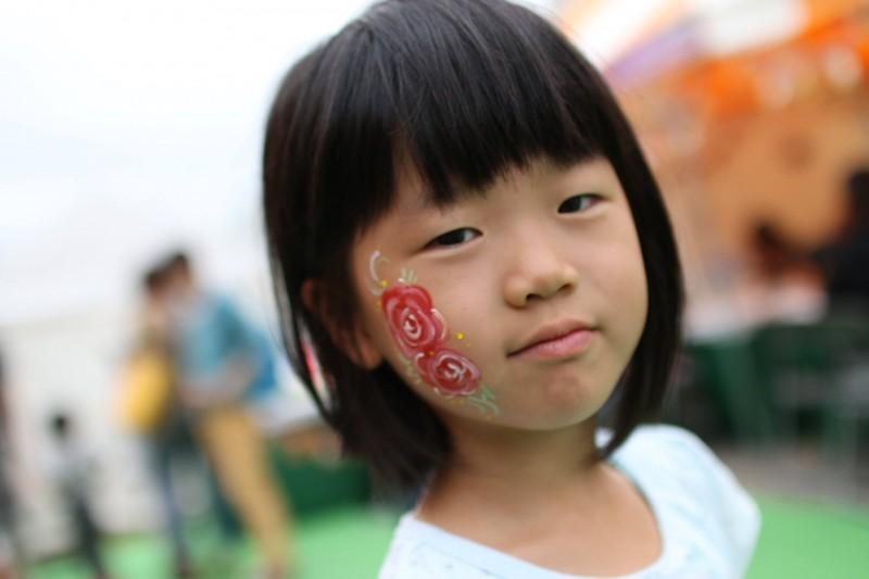 広島フェイスペイント組合-こころ住宅展示場1-0024