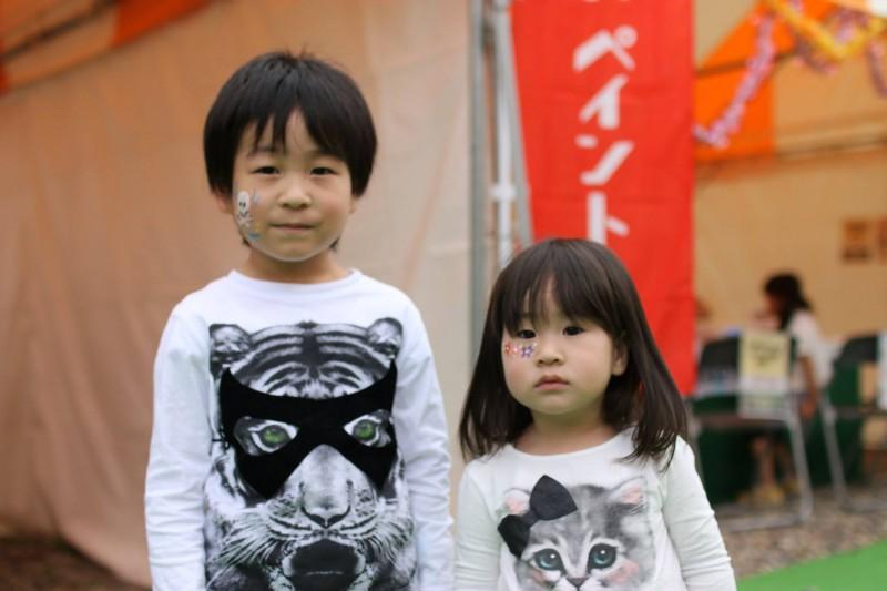 広島フェイスペイント組合-こころ住宅展示場1-0026