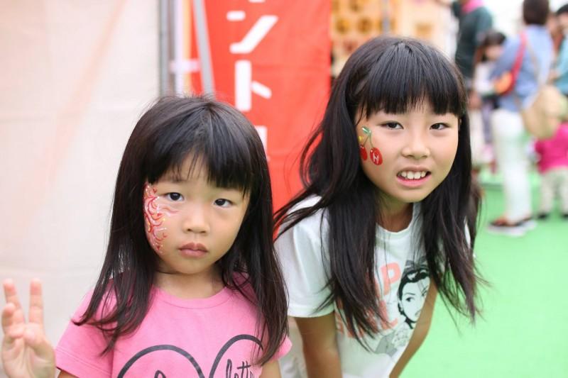 広島フェイスペイント組合-こころ住宅展示場1-0029