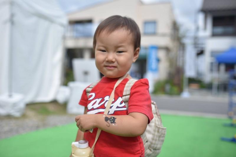 広島フェイスペイント組合-こころ住宅展示場2-0013