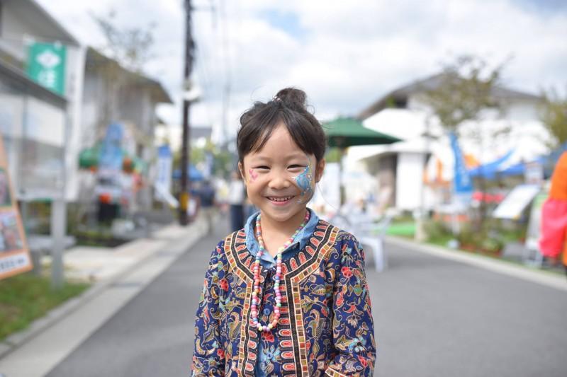 広島フェイスペイント組合-こころ住宅展示場2-0015