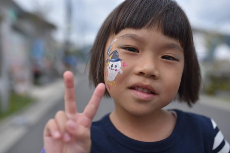 広島フェイスペイント組合-こころ住宅展示場2-0017