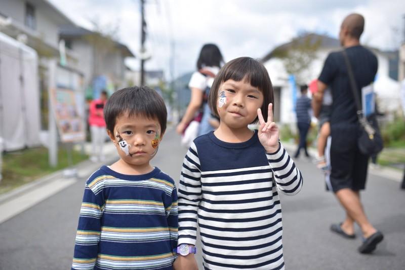 広島フェイスペイント組合-こころ住宅展示場2-0019