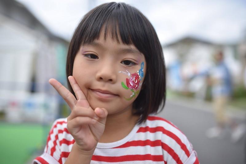 広島フェイスペイント組合-こころ住宅展示場2-0021