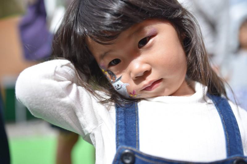 広島フェイスペイント組合-こころ住宅展示場2-0029