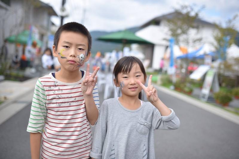 広島フェイスペイント組合-こころ住宅展示場2-0033