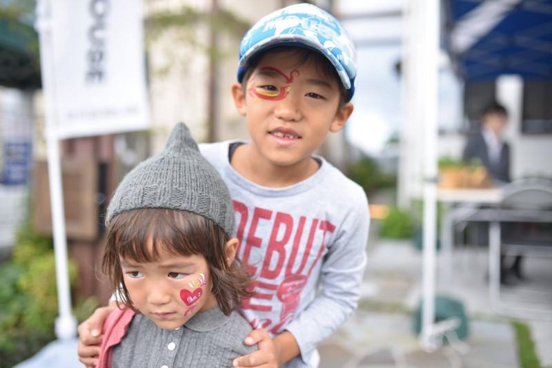 広島フェイスペイント組合-こころ住宅展示場2-0034