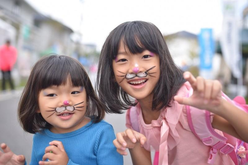 広島フェイスペイント組合-こころ住宅展示場2-0039
