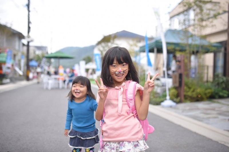 広島フェイスペイント組合-こころ住宅展示場2-0040