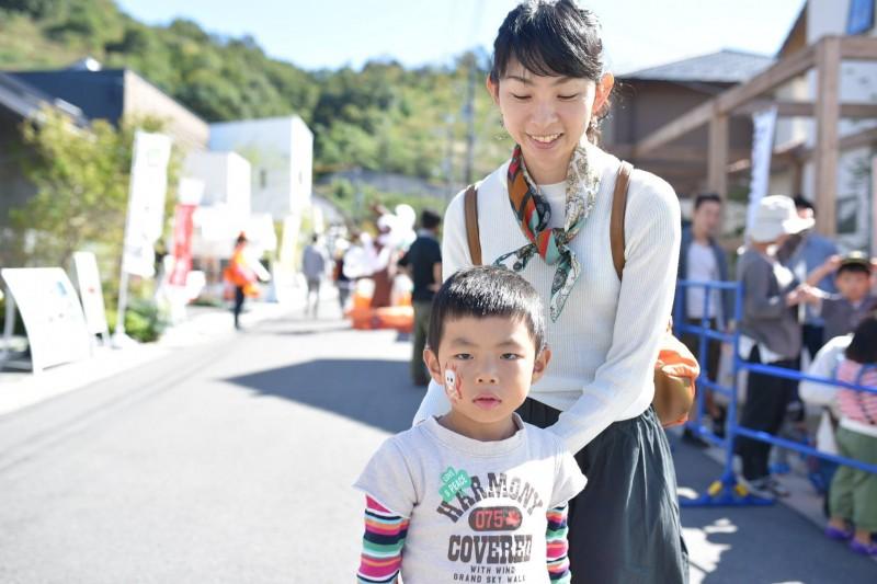 広島フェイスペイント組合-こころ住宅展示場3-0018