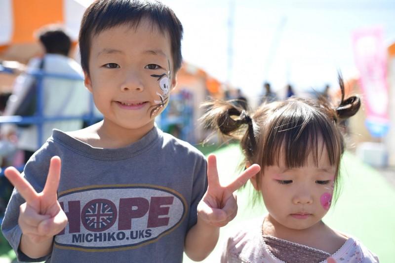 広島フェイスペイント組合-こころ住宅展示場3-0023