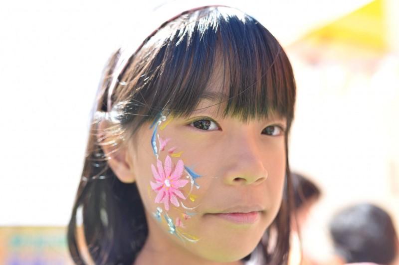 広島フェイスペイント組合-こころ住宅展示場3-0028