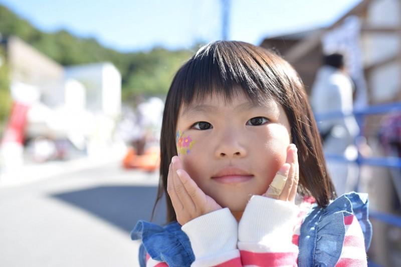 広島フェイスペイント組合-こころ住宅展示場3-0033