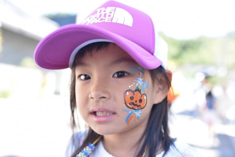 広島フェイスペイント組合-こころ住宅展示場3-0038