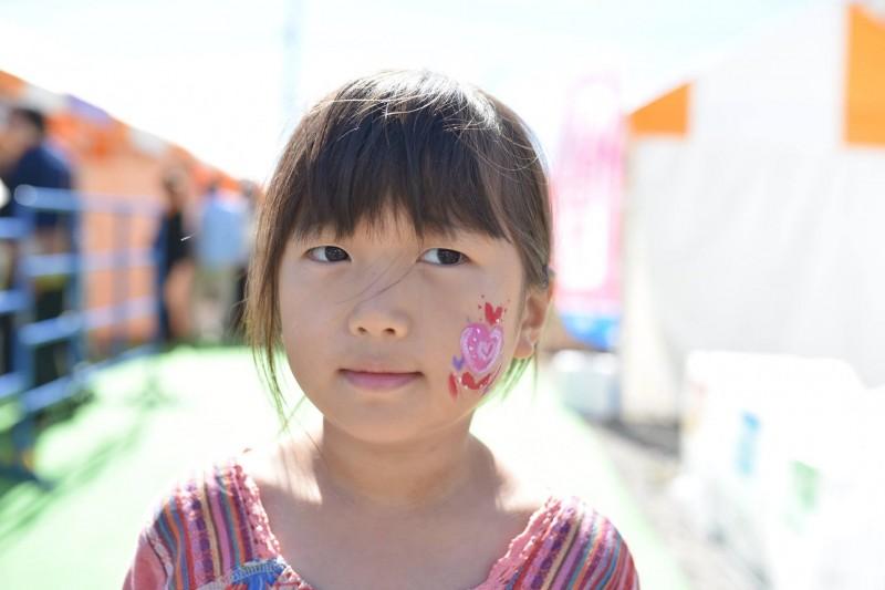 広島フェイスペイント組合-こころ住宅展示場3-0050