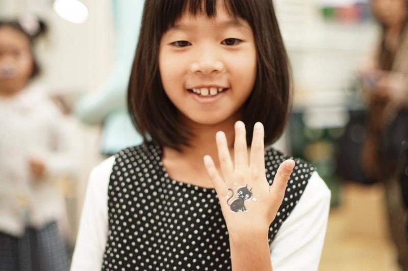 広島フェイスペイント組合-tokyu-hands-h1-016
