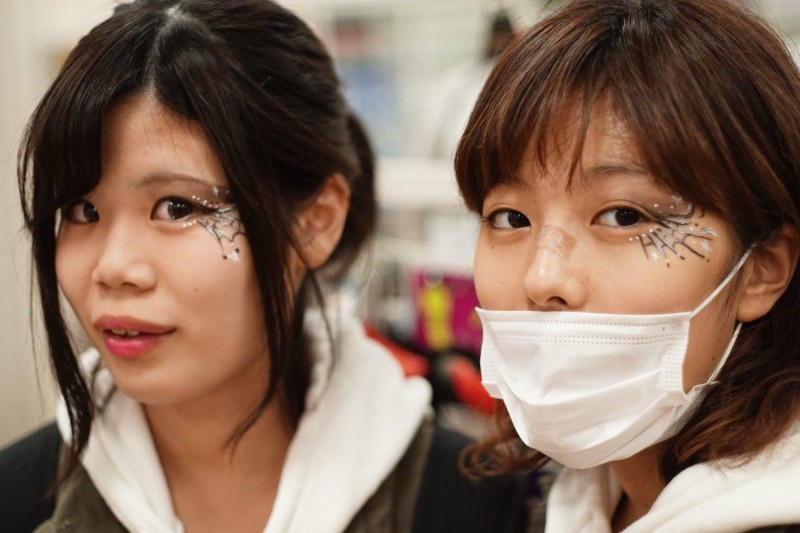 広島フェイスペイント組合-tokyu-hands-h1-022
