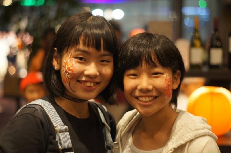 広島フェイスペイント組合-rihga-h-halloween201606