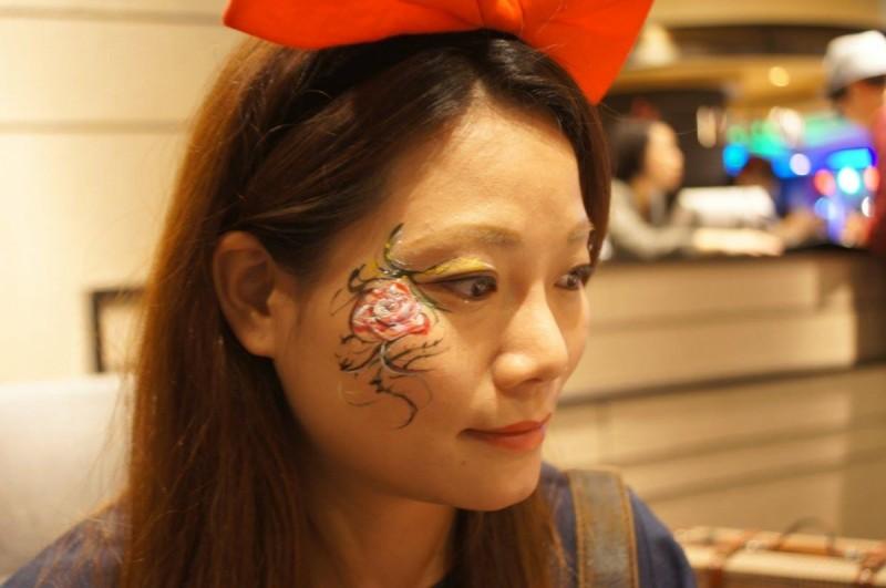 広島フェイスペイント組合-rihga-h-halloween201614