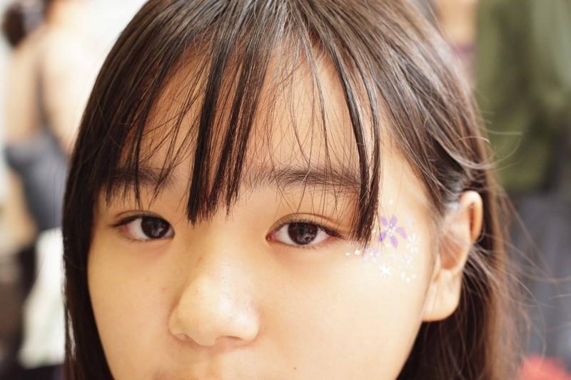 広島フェイスペイント組合-tokyu-hands-h2-010