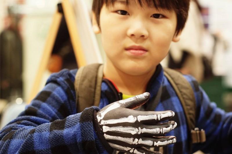 広島フェイスペイント組合-tokyu-hands-h2-017