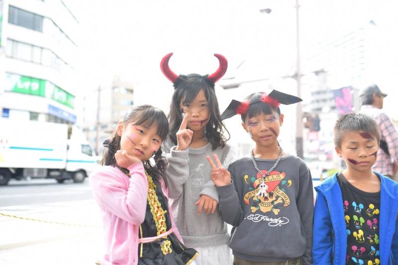 広島フェイスペイント組合-横川ゾンビナイト2-1-0012