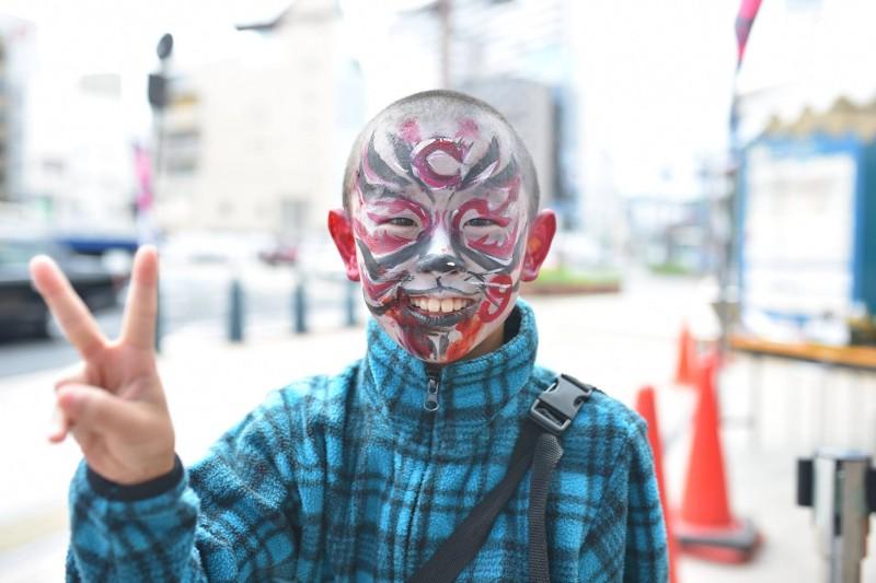 広島フェイスペイント組合-横川ゾンビナイト2-1-0016