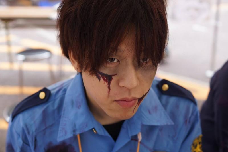 広島フェイスペイント組合-横川ゾンビナイト2-1-0020