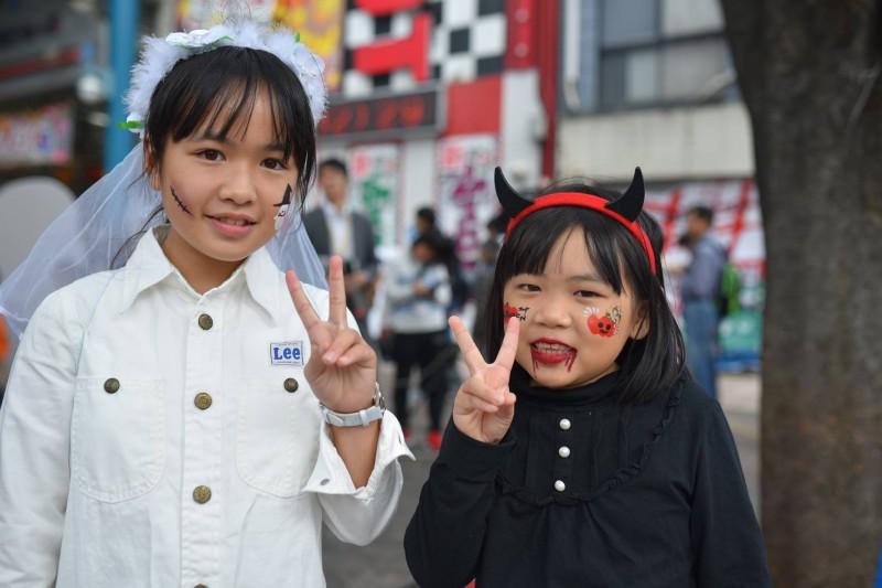 広島フェイスペイント組合-横川ゾンビナイト2-1-0022