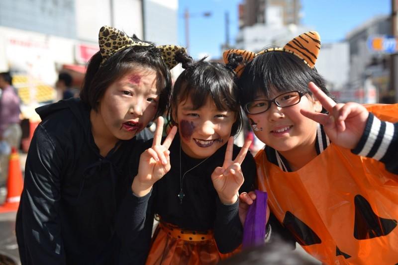 広島フェイスペイント組合-横川ゾンビナイト2-1-0037