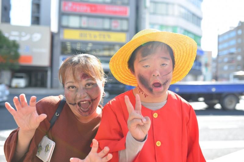広島フェイスペイント組合-横川ゾンビナイト2-1-0040