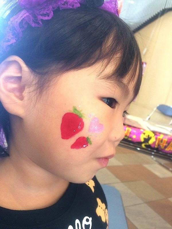 広島フェイスペイント組合-カジル岩国ハロウィン2016-008