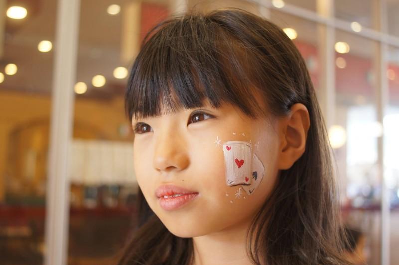 広島フェイスペイント組合-カジル岩国ハロウィン2016-021