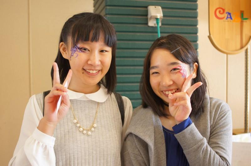 広島フェイスペイント組合-カジル岩国ハロウィン2016-028