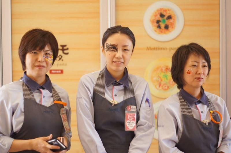 広島フェイスペイント組合-カジル岩国ハロウィン2016-060