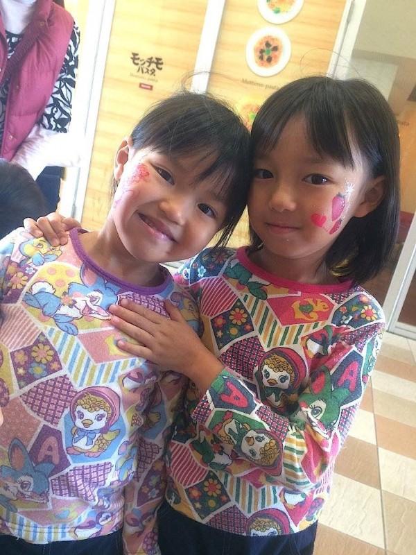 広島フェイスペイント組合-カジル岩国ハロウィン2016-062